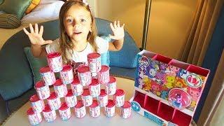 Download ПРЯТКИ в отеле Нашли коробку с игрушками My little Pony Cutie Mark Crew Новая коллекция Для детей Video