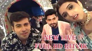 Ritvik Arora Full HD Live with Nidhi sagun & all Crew on Tu