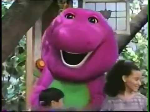 Barney & his Friends I Love You Season 4 Version