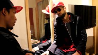 IKKA - HALF WINDOW DOWN (SONG INTERVIEW) BY RAAJ JONES