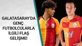 Galatasaray'da Atalay Babacan Ve Mustafa Kapı Gelişmesi / A Spor / Son Sayfa/ 25.12.2019