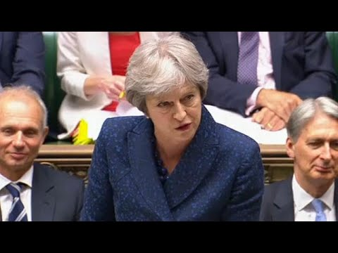 May accused of being