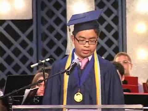 Awesome Funny High School Graduation Speech