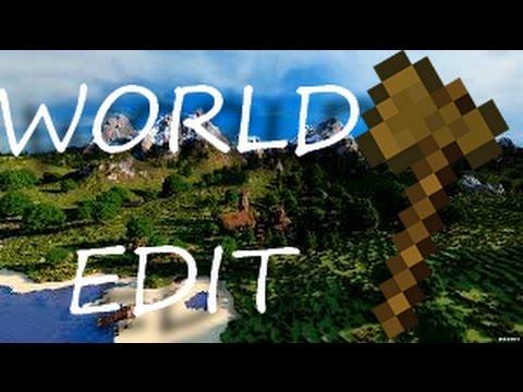 Tuto plugin WorldEdit minecraft : faire un dome