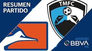 Resumen | Correcaminos 1-0 TM Futbol Club | Jornada 4 - Clausura 2020 - Ascenso BBVA MX