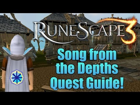 Runescape 3: Song from the Depths Quest Guide!