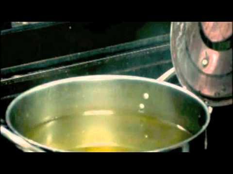 How to make lemongrass tea / ice tea - cooking class with Kelly