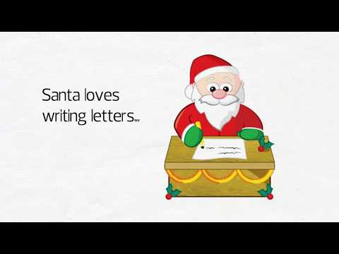 Santa Letter 2017