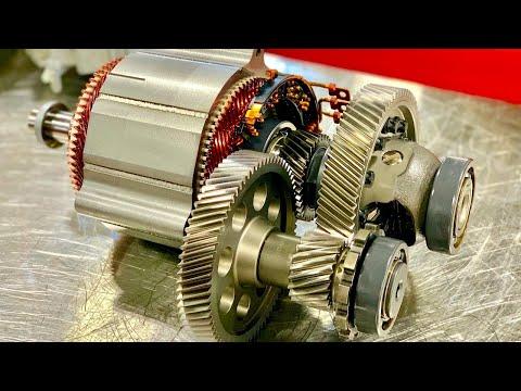 Chevrolet Bolt EV Traction Motor - Deep Dive