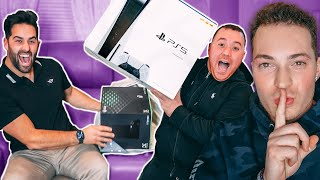 Surprising Family W/ PS5 & Xbox Series X! *EMOTIONAL*
