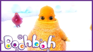 💙💛💜 Boohbah | Heavy Suitcase (Episode 49) | Funny Cartoons For Kids | Animation 💙💛💜
