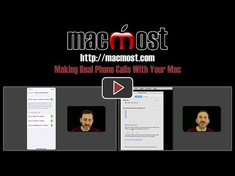 Making Real Phone Calls With Your Mac (#1620)