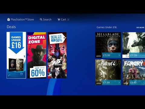 PS4 GAME DEALS UNDER £16 (Cheap GAME SALE)