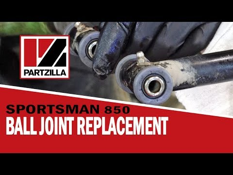 Polaris Sportsman Lower Ball Joint Replacement | Partzilla.com