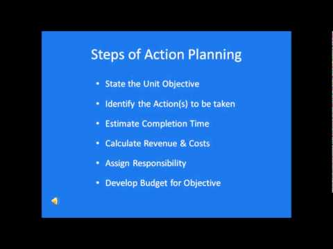 Unit Action Plan