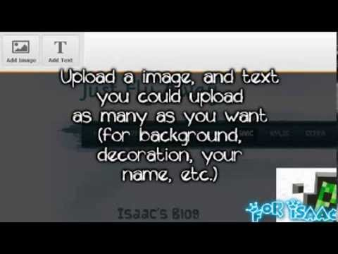 How to edit your pictures/text on Weebly