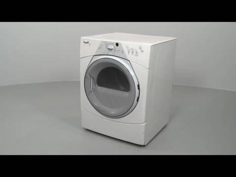 Whirlpool Duet Sport/Kenmore HE3 Dryer Disassembly/Repair Help
