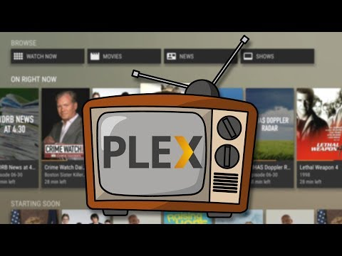 FREE TV with PLEX! How to Watch & RECORD LIVE TV with Plex Live TV & Plex DVR (Plex Tutorial/Guide)