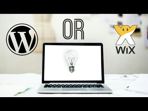 Wix or Wordpress? - What Platform Is Best For You? | Pro's and Con's You NEED To Know