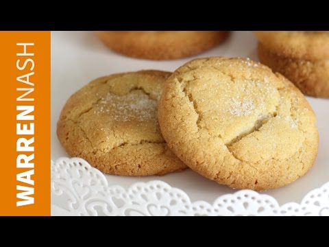 Sugar Cookies Recipe from scratch - No Baking Powder - Recipes by Warren Nash