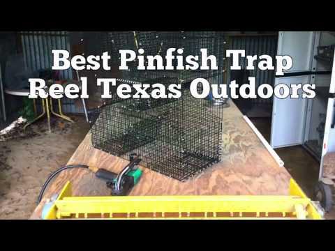 Pinfish Trap - Best Catching Baitfish Trap