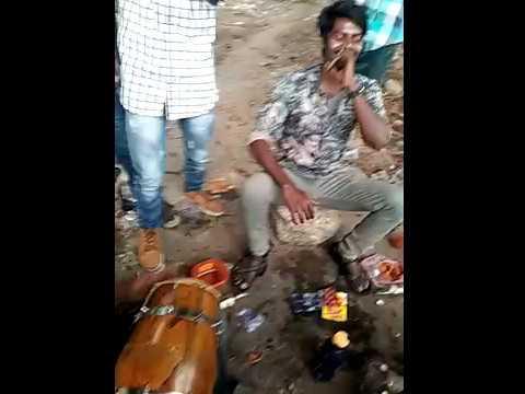 Shankar & Akila - Rudhar Puram Gana Songs @ Mylapore (Vada Chennai Gana songs)