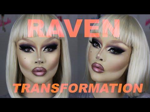 RAVEN - TRANSFORMATION!
