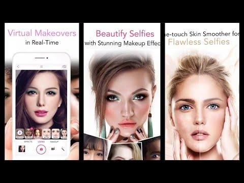 YouCam Makeup BEST APP
