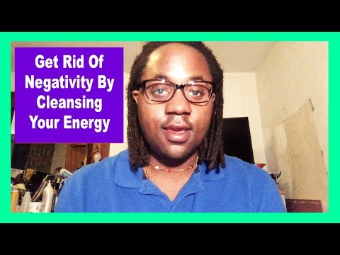 DIY | How To Get Rid Of Negative Energy: Cleanse Your Aura! [Epsom Salt & Sea Salt Spiritual Bath]