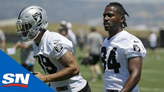 How Long Will It Take Raiders To Turn On Antonio Brown?