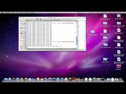 How to Make a Minecraft 1.2.5 Bukkit Server NO HAMACHI and NO PORT FORWARDING Mac!!!