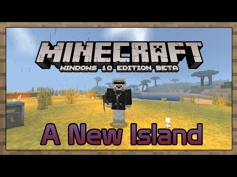 Minecraft Windows 10  Edition!