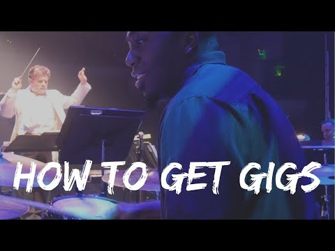 How to GET GIGS as a Local Musician || One Drummer's Journey Ep. 9