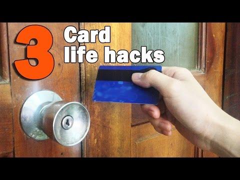 3 Amazing Life Hacks With Sim Card #2