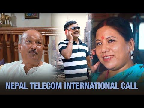 NEPAL Telecom International Call | नेपाल आज