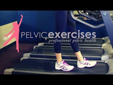 Treadmill Walking Tips for Pelvic Floor Safe Gym Exercise