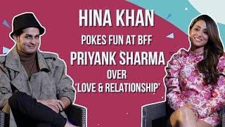 Hina Khan REVEALS bf Rocky Jaiswal's reaction to Raanjhana, Priyank Sharma's love life | Raanjhana