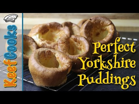 Perfect Yorkshire Puddings Recipe