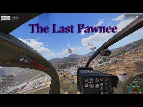 Arma 3 KOTH:The Last Pawnee