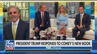 Fox & Friends suggests Syria strikes could be way to bury Comey