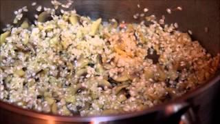 RISOTTO DE CHAMPIÑONES GastroRecetas