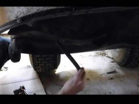 DIY - How to change your mower blade