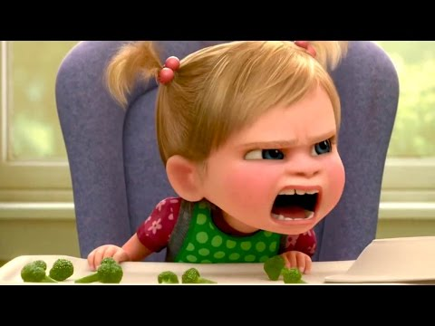 Disgust & Anger - Disney's INSIDE OUT Movie Clip