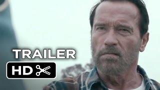 Maggie Official Trailer #1 (2015) - Arnold Schwarzenegger, Abigail Breslin Movie HD