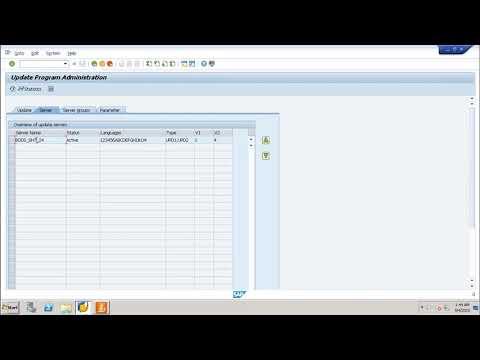 SAP Basis - System Monitoring Transactions