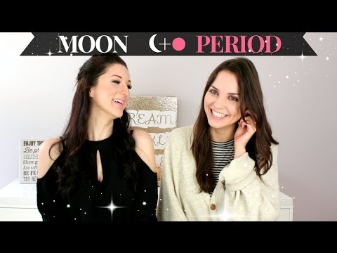 The Connection Between The Moon And Your Period 🌙
