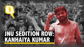 Meet Kanhaiya Kumar, The Man in the Eye of the JNU Storm