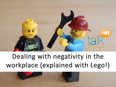Negativity in the workplace