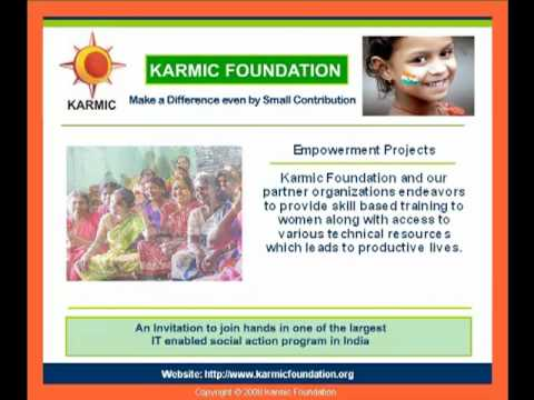 Get Donation Online with Karmic Foundation