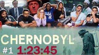Chernobyl - 1x1 1:23:45 - Group Reaction